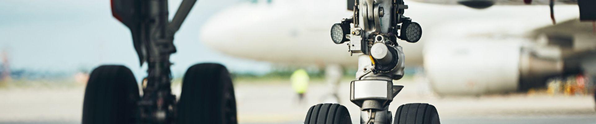 Pièces aéronautiques à haute performance mécanique