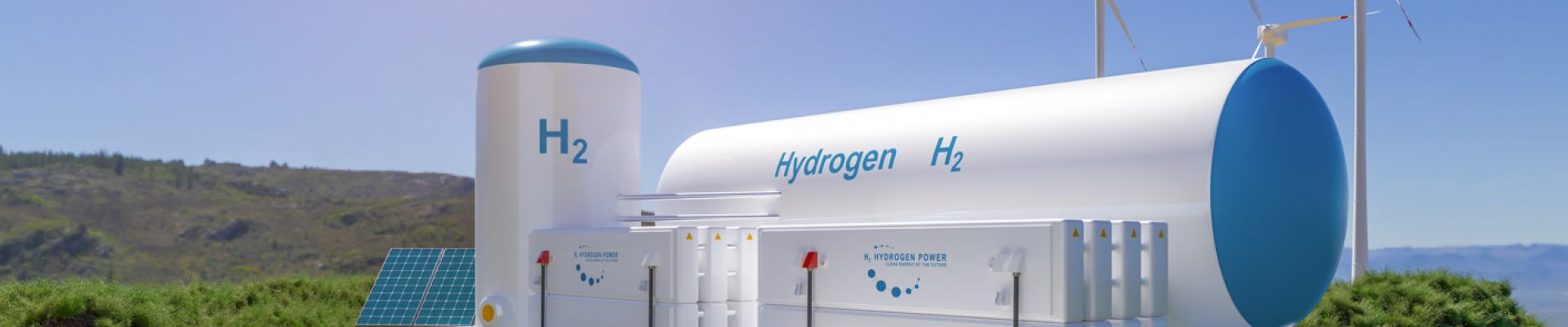 Hydrogen & storage: high strength, corrosion & pressure resistance
