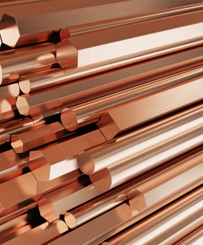 Pure copper
