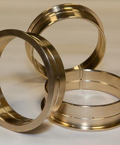CuAl rings